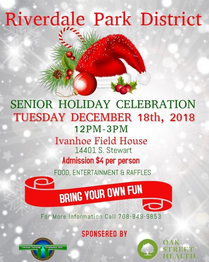 Senior Holiday Celebration