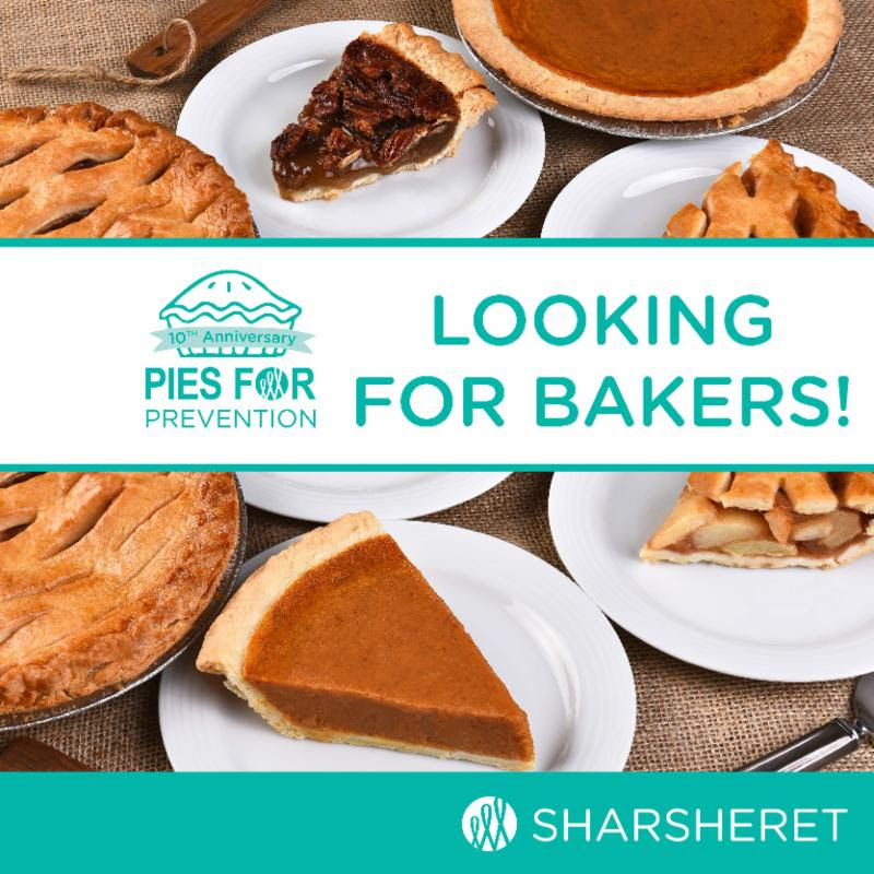 looking for bakers